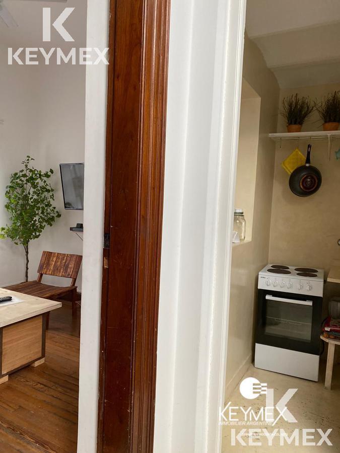 Foto Departamento en Alquiler temporario en  Recoleta ,  Capital Federal  PH 4 ambientes pleno Recoleta