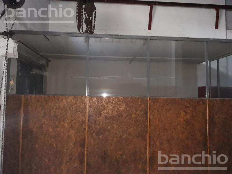 ESPAÑA al 2300, Rosario, Santa Fe. Alquiler de Galpones y depositos - Banchio Propiedades. Inmobiliaria en Rosario