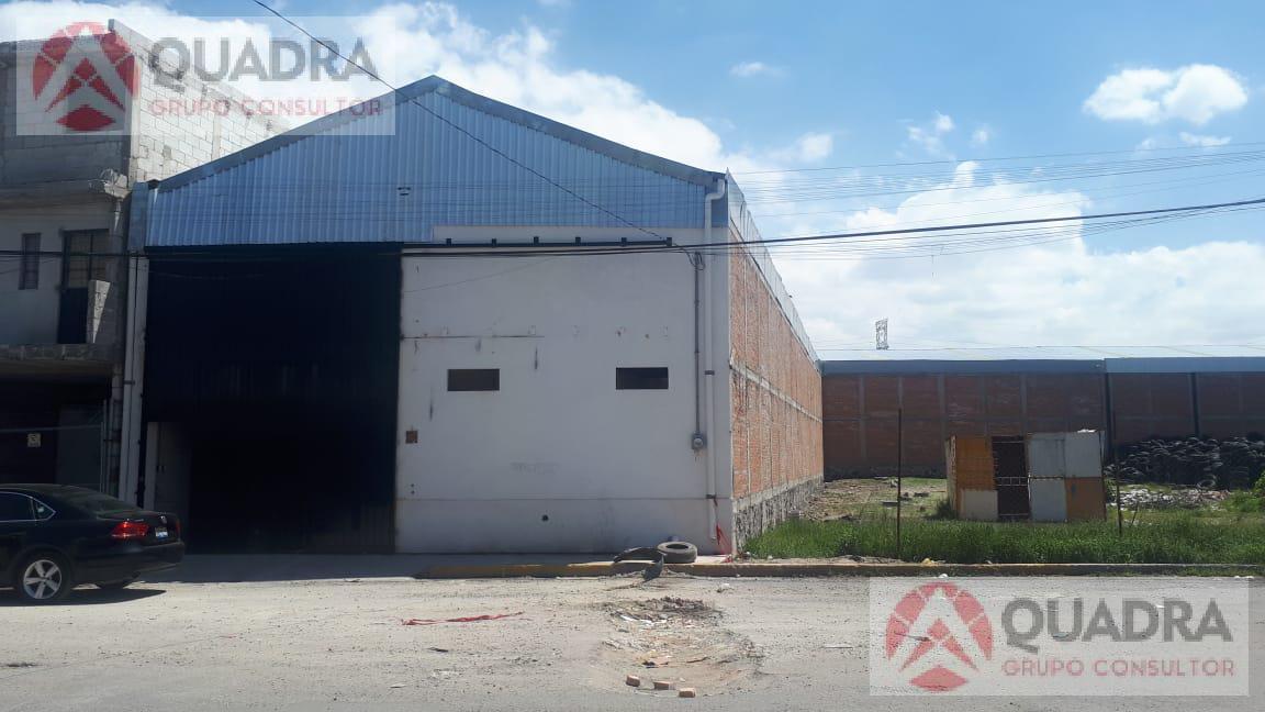 Foto Bodega Industrial en Renta en  Fraccionamiento Ex-Hacienda Mayorazgo,  Puebla          Bodega Industrial en Renta Boulevard las Torres y 11 Sur Puebla