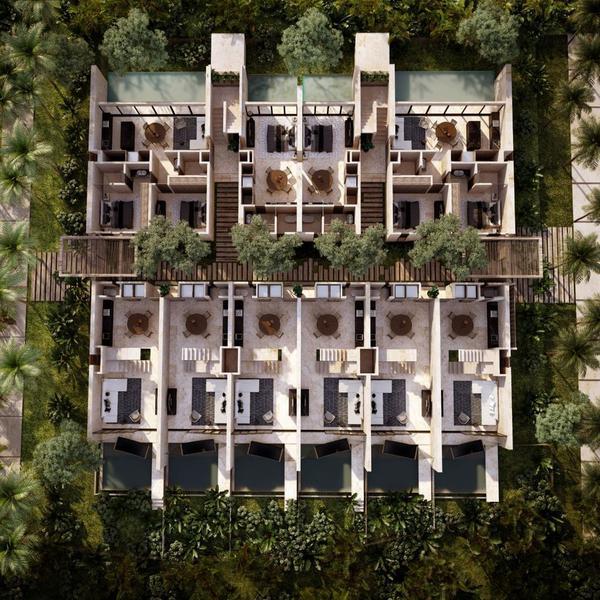 Aldea Zama Apartment for Sale scene image 8