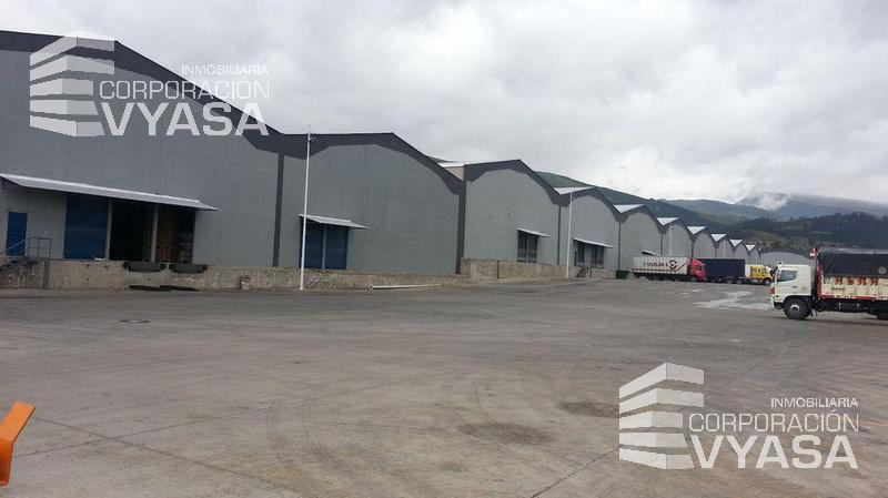 Foto Bodega en Alquiler en  Tababela,  Quito  Tababela