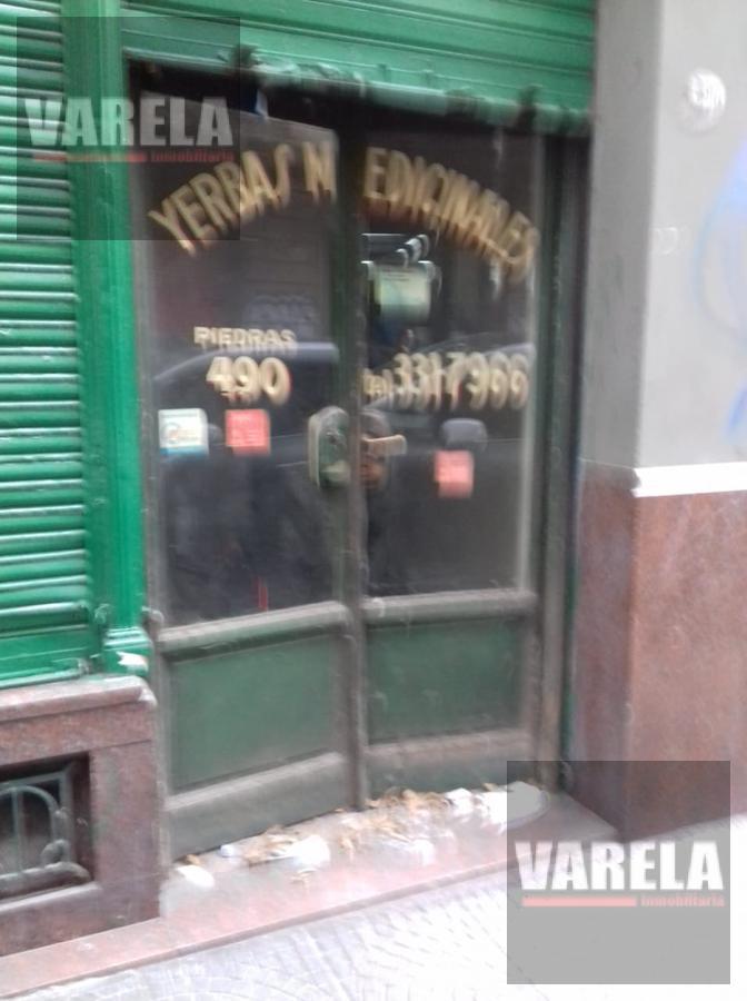 Foto Local en Alquiler en  Monserrat,  Centro (Capital Federal)          Piedras 400