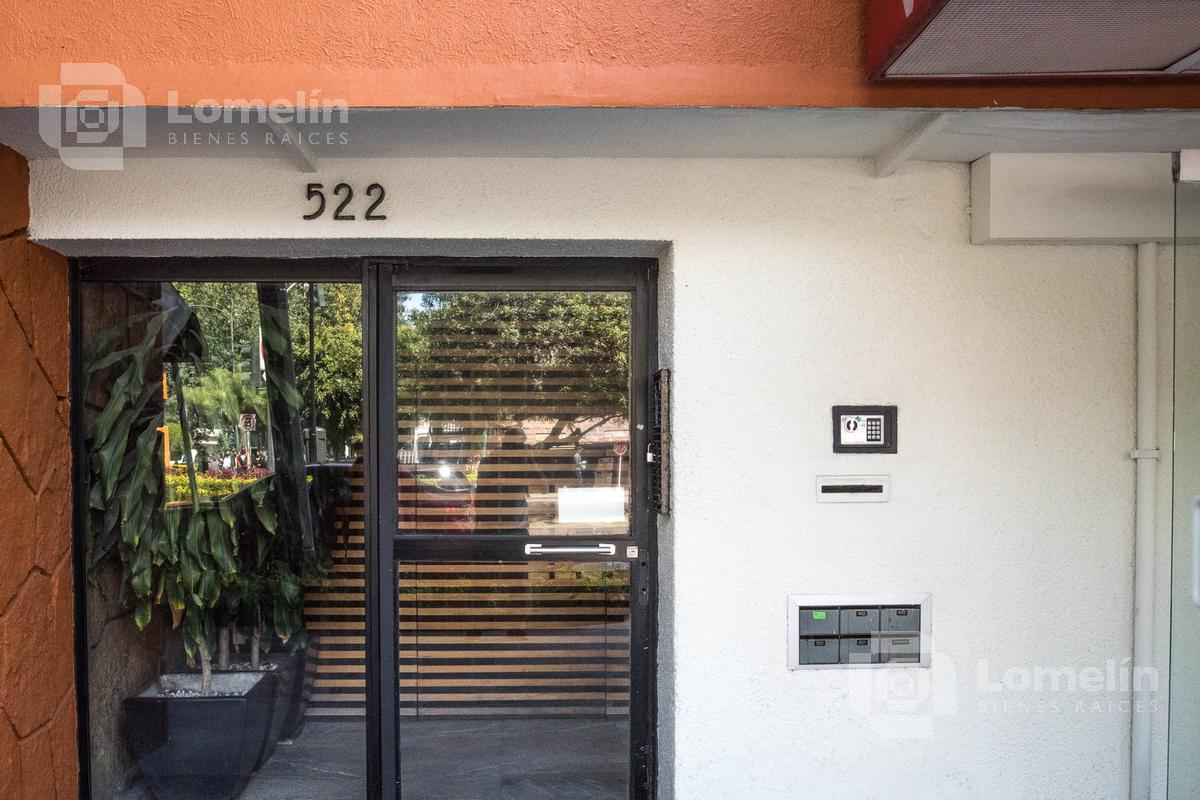 Foto Departamento en Renta en  Polanco,  Miguel Hidalgo  Departamento en renta Polanco / Horacio 522-704 / 1 recámara