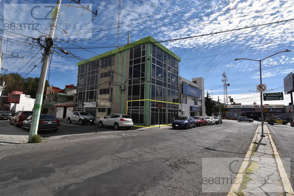 Foto Local en Renta en  Constitución,  Pachuca  Calle articulo 17 esq. articulo 3, Col. Constitución, Pachuca, Hgo.