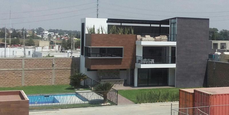 Foto Casa en Venta en  Ex-Hacienda la Carcaña,  San Pedro Cholula  Residencial Camino de Santiago (La Carcaña)