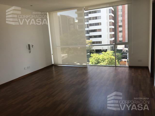 Foto Departamento en Alquiler en  González Suárez,  Quito  CORUÑA - GONZÁLEZ SUÁREZ , DEPARTAMENTO EN ARRIENDO DE 248.55 m2 NO AMOBLADO