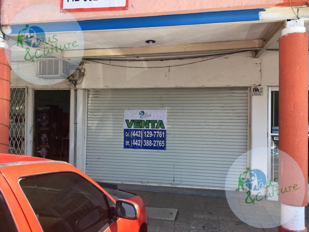 Foto Local en Venta en  Carretas,  Querétaro                  VENTA LOCAL PLAZA DE LAS AMÉRICAS  QUERETARO