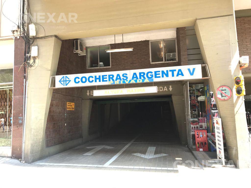 Foto Cochera en Venta en  Nueva Cordoba,  Cordoba Capital  Chacabuco al 100