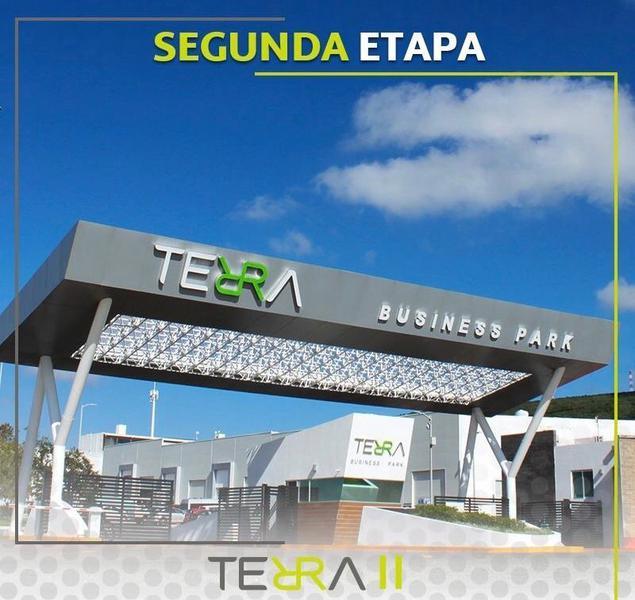 Foto Terreno en Venta en  Fraccionamiento La Pradera,  El Marqués  Terreno Industrial Venta Terra Business Park II $1'756,800 Mirolg EQG1