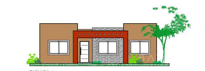 Foto Casa en Venta en  San Ramiro ,  Pilar Del Este  Casa en pozo a la venta, financiada, en San Ramiro – Bayugar Negocios Inmobiliarios