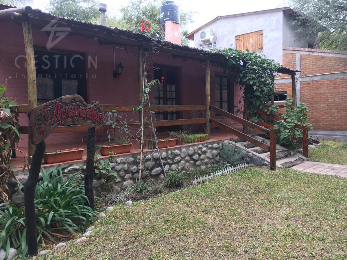 Foto Casa en Venta en  San Marcos Sierra,  Cruz Del Eje  Los Aromillos al 900