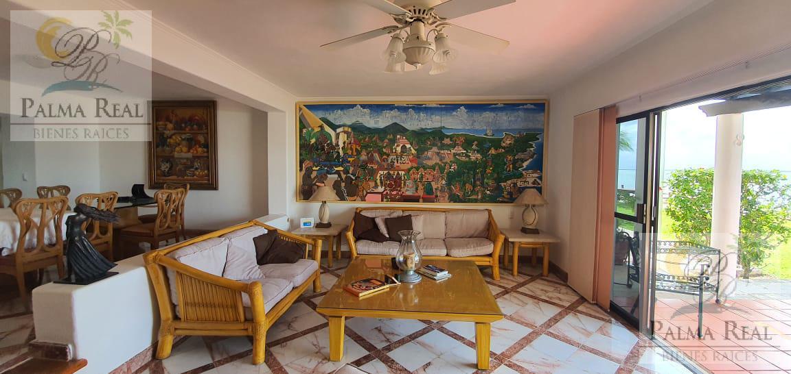 Foto Casa en Renta en  Zona Hotelera,  Cancún  AMPLIA VILLA CON VISTA A LA LAGUNA. CLICK AQUI