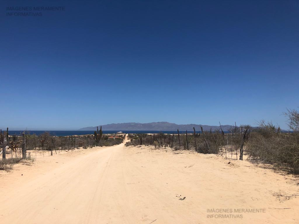 Foto Terreno en Venta en  Los Planes,  La Paz  Ejido San Vicente Los Planes