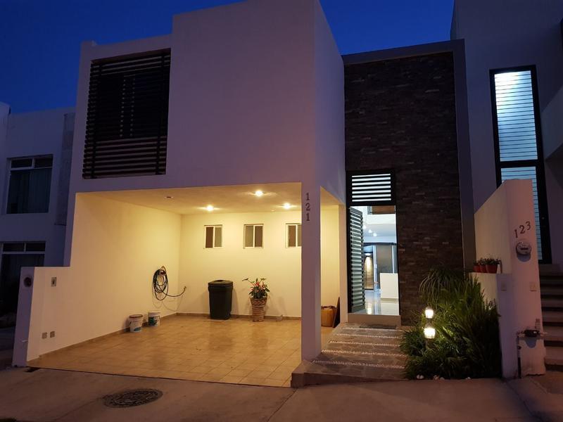 Casa en Renta Barranca del Refugio León Gto, zona norte