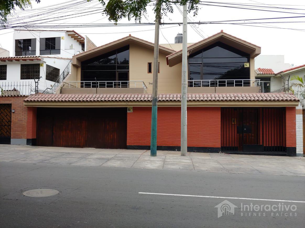 Foto Oficina en Alquiler en  Santiago de Surco,  Lima  Av. Higuereta altura cdra 10 de Caminos del Inca