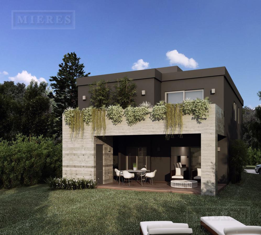 MIERES Propiedades- Casa de 168 mts en La Cañada de Pilar Los Robles