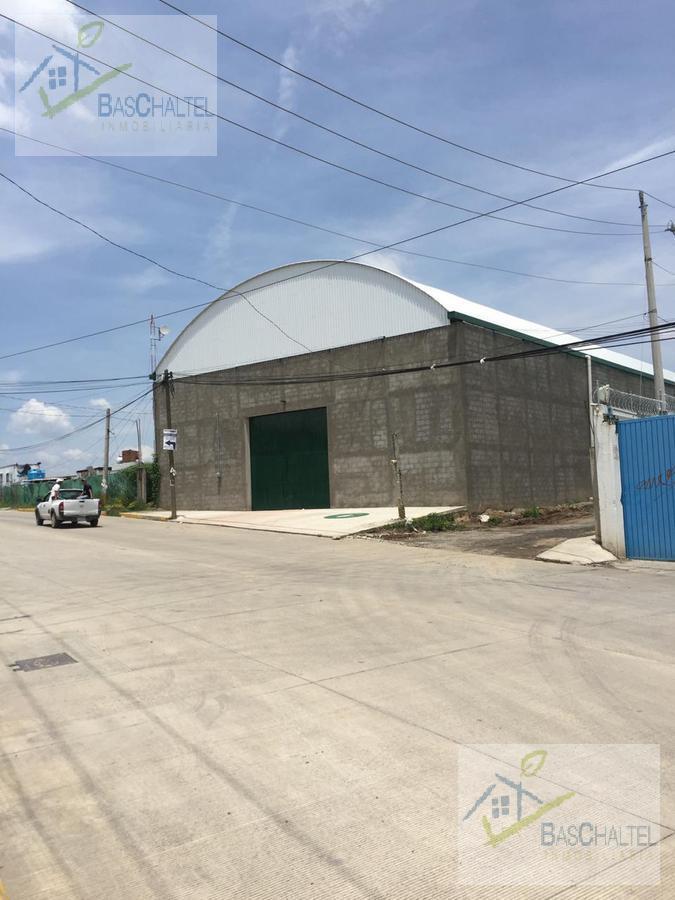 Foto Bodega Industrial en Renta en  Pueblo Sanctorum,  Cuautlancingo  Pueblo Sanctorum
