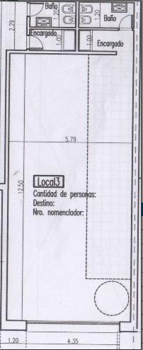 Foto Local en Alquiler en  Caballito ,  Capital Federal  ROJAS entre ARENGREEN y VALLESE FELIPE