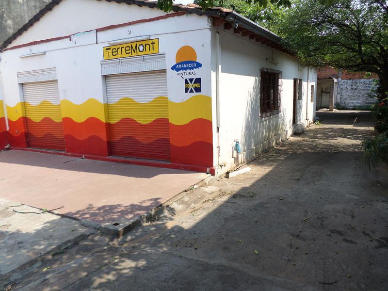 Foto Depósito en Alquiler en  Corregir Ubicación ,  Ciudad de Mexico  Alquilo Tinglado Con Oficinas Sobre la Avda. Defensores Del Chaco