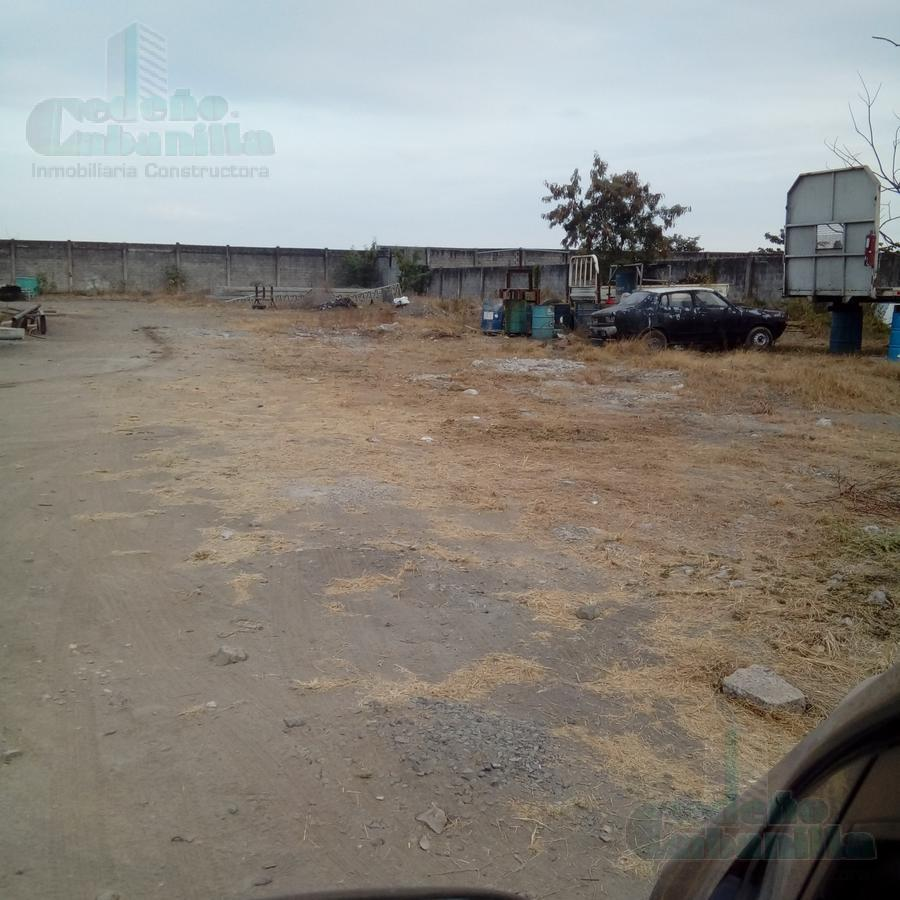 Foto Terreno en Alquiler |  en  Norte de Durán,  Durán  ALQUILO  TERRENO UBICADO  AL PIE DE LA  VIA DURAN - YAGUACHI