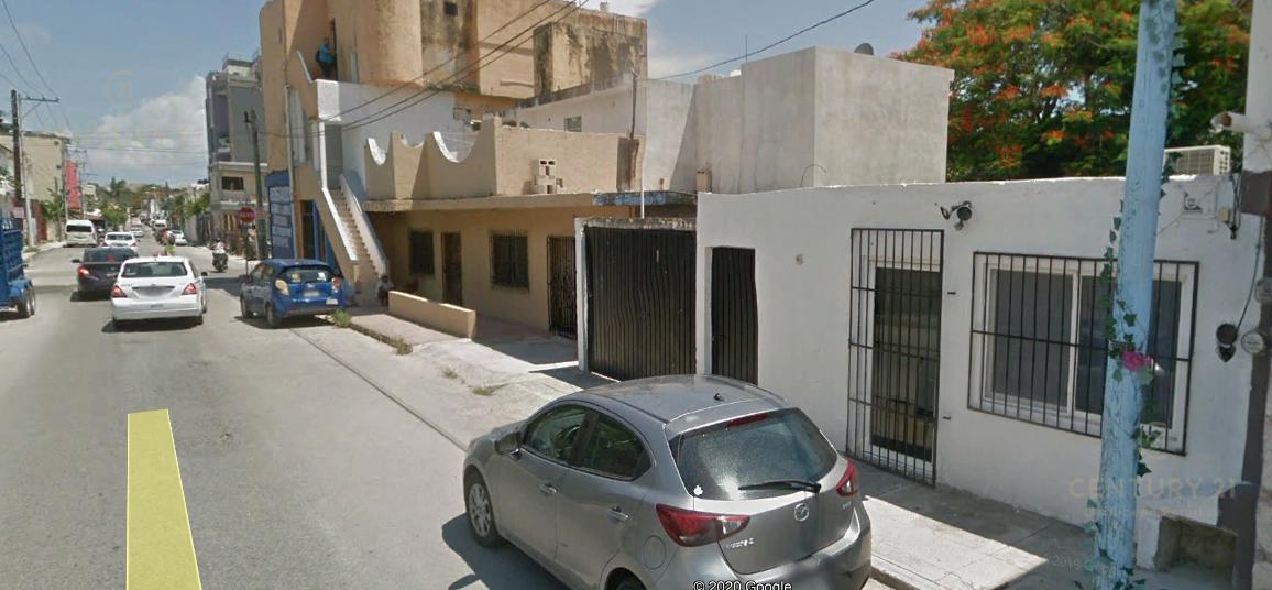 Foto Casa en Venta en  Playa del Carmen,  Solidaridad  TERRENO EN CALLE 2 BIS CENTRO PLAYA DEL CARMEN C2752