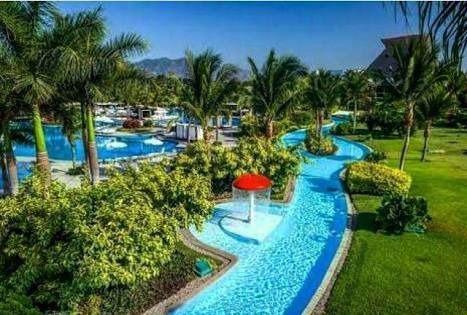 Foto Quinta en Renta en  Fraccionamiento Mayan Island,  Acapulco de Juárez  Villa Xcaret 11, Fracc. Mayan Island