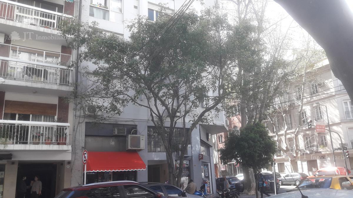Foto Departamento en Alquiler en  Barrio Norte ,  Capital Federal  Juncal 2605 1º C