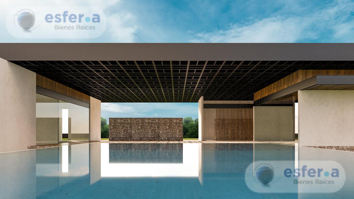 Foto Terreno en Venta en  Mocochá ,  Yucatán  Privada Iktán Residencial terrenos en venta residenciales Merida Yucatan