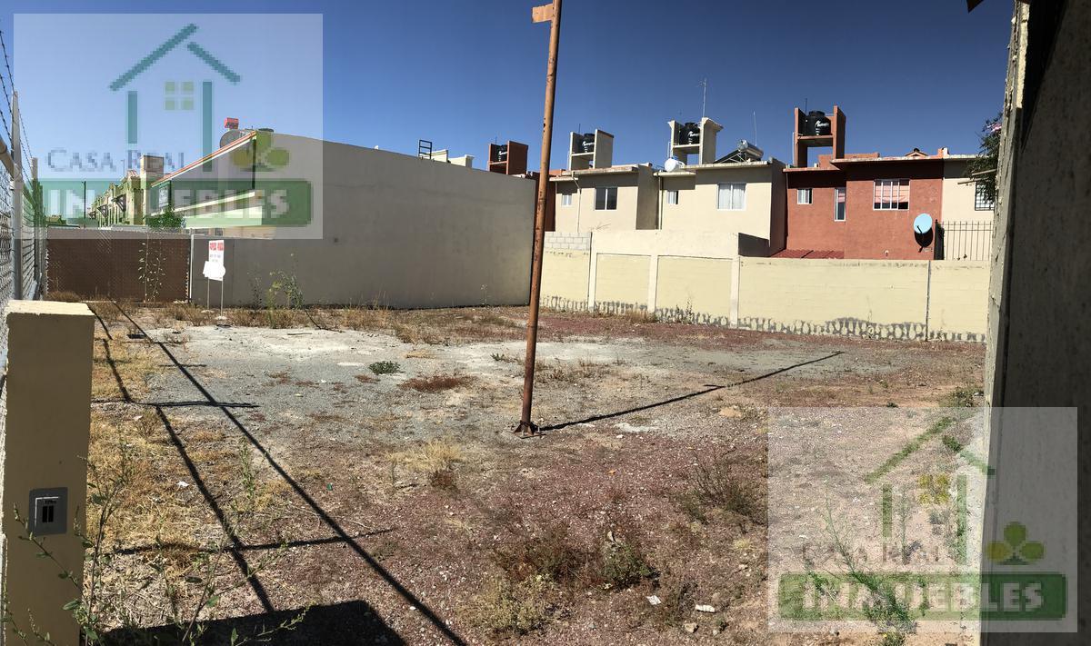 Foto Terreno en Renta en  Fraccionamiento Real Toledo,  Pachuca  Terreno en Renta en Real Toledo
