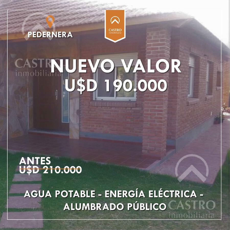 Foto Casa en Venta en  Merlo,  Junin  pedernera sur al 100