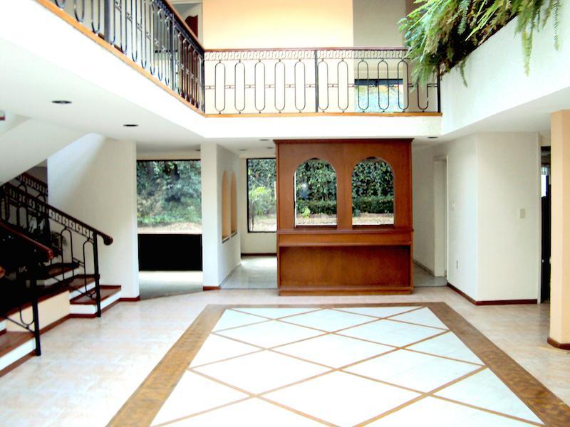 Foto Casa en Renta en  Jardines en la Montaña,  Tlalpan  JARDINES EN LA MONTAÑA, RESIDENCIA EN RENTA