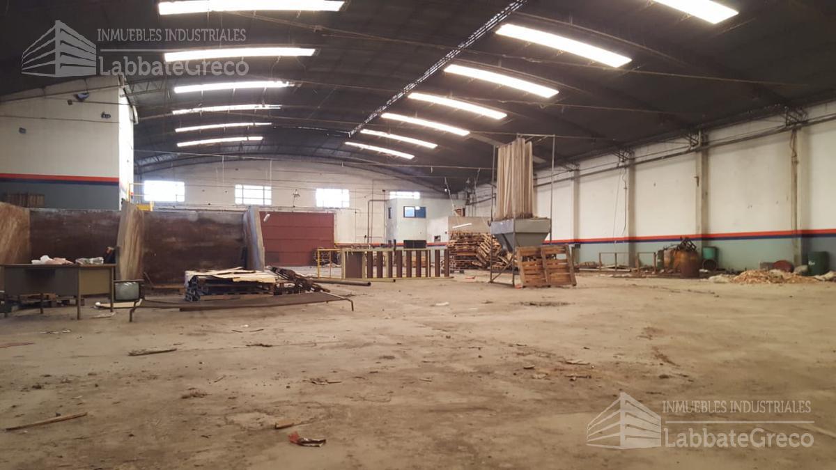 Foto Nave Industrial en Alquiler | Venta en  S.Andres,  General San Martin  Charlone al 2800