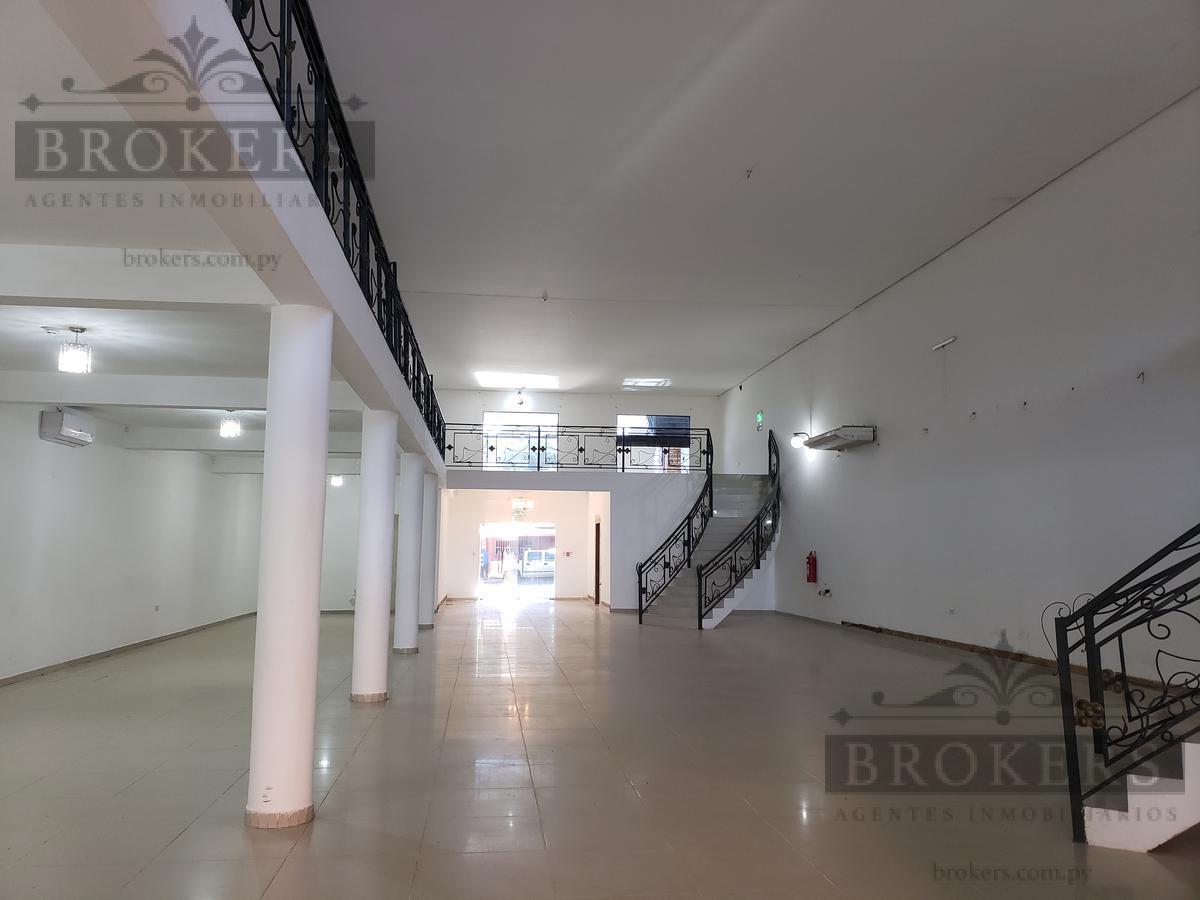 Foto Local en Alquiler en  Luque ,  Central  Alquilo Local Comercial De 600 M2 Para Oficinas U Otro Negocio En Luque 4 Ambientes 3 Baños 600 m² Gs. 10.000.000