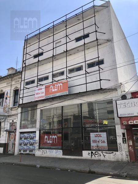Foto Local en Alquiler en  Lomas de Zamora Oeste,  Lomas De Zamora  Avenida Hipólito Yrigoyen al 8853