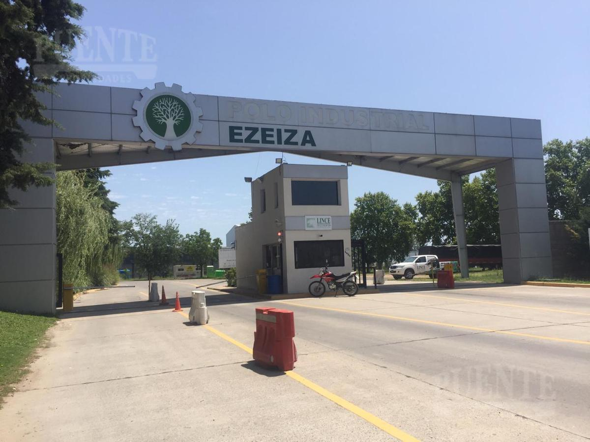 Foto Terreno en Venta en  Polo Industrial Ezeiza,  Canning (Ezeiza)  Lote a la venta en el Polo Industrial de Ezeiza