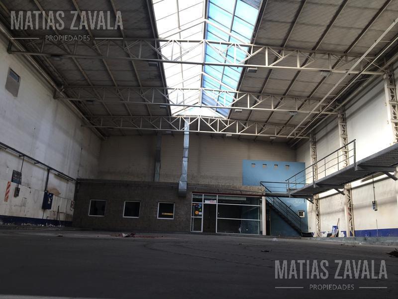 Foto Depósito en Alquiler en  Pompeya ,  Capital Federal  Av Rabanal al 2200
