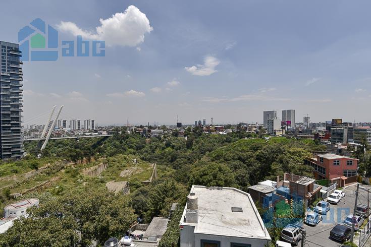 Foto Departamento en Renta | Venta en  Lomas del Chamizal,  Cuajimalpa de Morelos  RENTA DEPARTAMENTO BOSQUES DE LAS LOMAS,  FUERZA AERONAVAL