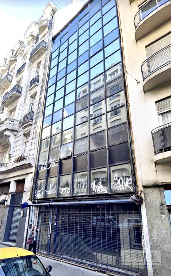 Foto Edificio Comercial en Venta en  San Nicolas,  Centro (Capital Federal)  Viamonte al 900