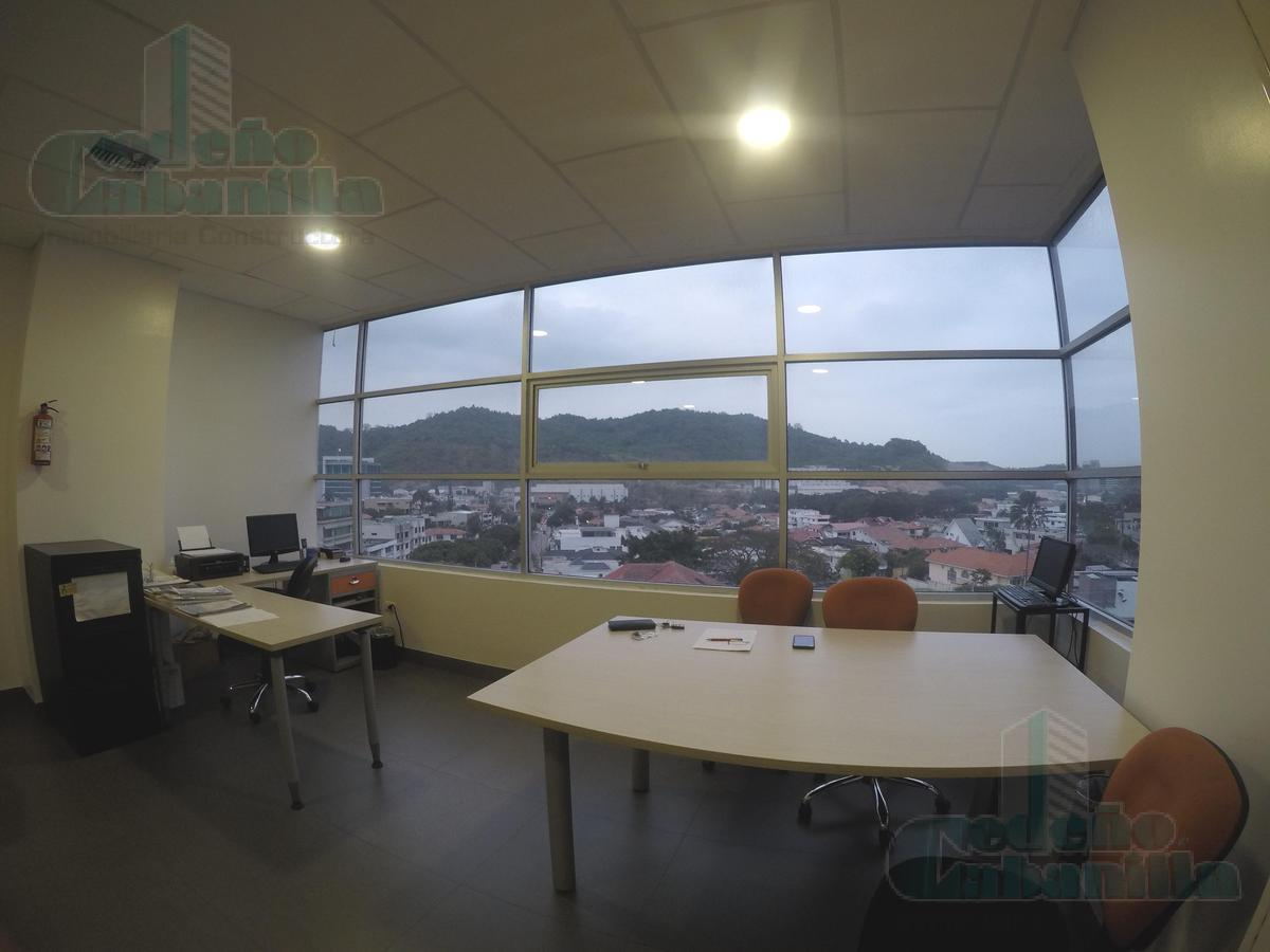 Foto Oficina en Alquiler en  Norte de Guayaquil,  Guayaquil  SE ALQUILA  OFICINA EN AVENIDA LEOPOLDO CARRERA
