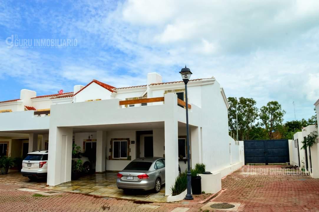 Foto Casa en Venta en  Fraccionamiento Mediterráneo Club Residencial,  Mazatlán  Residencia en Coto Privado Mediterraneo Mazatlan