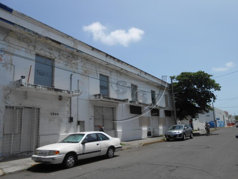 Foto Bodega Industrial en Renta en  Veracruz ,  Veracruz  Bodega en renta en Veracruz 500m2 en planta baja Serdan