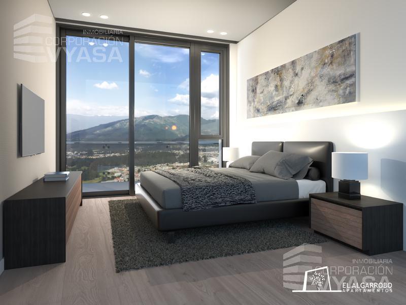 Foto Departamento en Venta en  Tumbaco,  Quito          Tumbaco - La Morita, Escalón de Tumbaco, Suite de venta de 73,34 m2  - (P2-2)