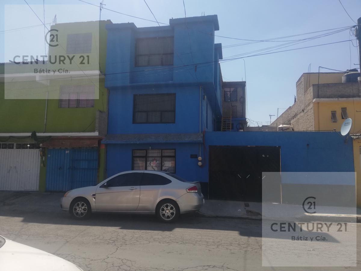 Foto Casa en Venta en  Jardines de Xalostoc,  Ecatepec de Morelos  PONIENTE HIDALGO MZ. B LT. 5A