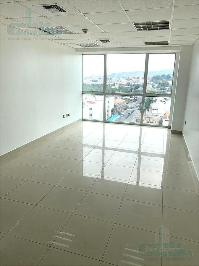Foto Oficina en Alquiler en  Norte de Guayaquil,  Guayaquil  SE ALQUILA COMODA OFICINA EN CITY OFFICE