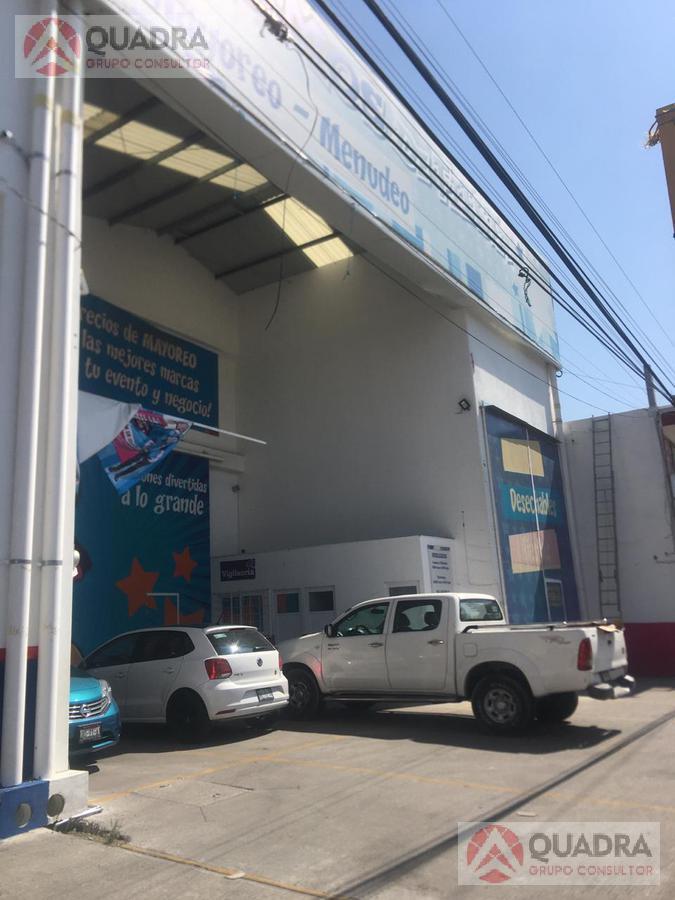 Foto Bodega Industrial en Renta en  Zona comercial Corredor Empresarial Boulevard Atlixco,  Puebla  Bodega en Renta en Boulevard Atlixco y Calzada Zavaleta San Andres Cholula puebla