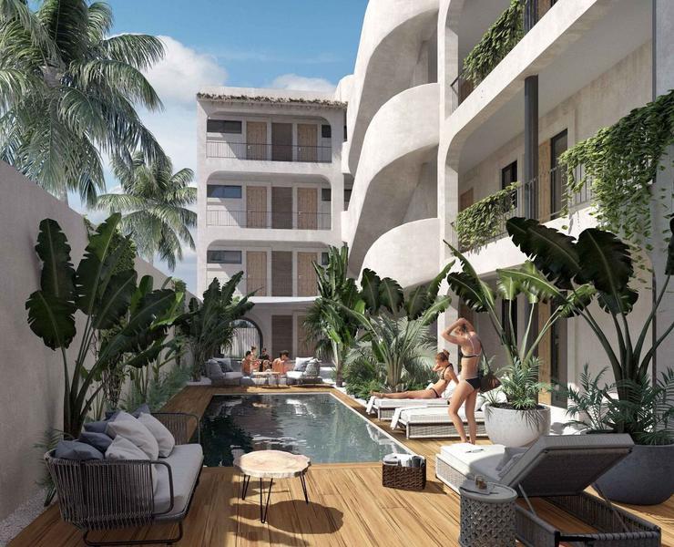 Mahahual Apartment for Sale scene image 5