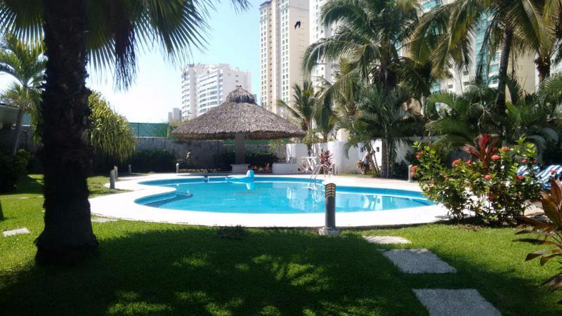 Foto Quinta en Renta temporal en  Fraccionamiento Playa Diamante,  Acapulco de Juárez  Villa 159