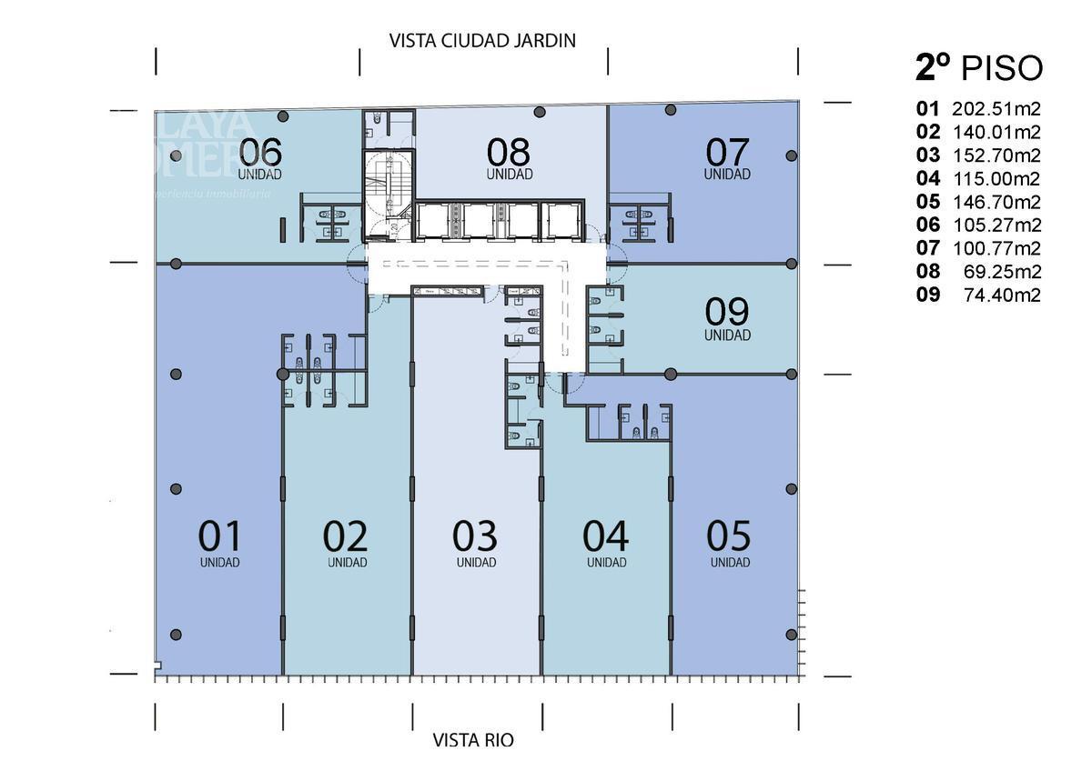 Foto Oficina en Venta en  Olivos,  Vicente Lopez  Libertador 2200