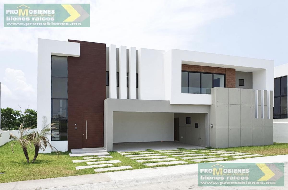 Foto Casa en Venta en  Veracruz ,  Veracruz  CASA EN VENTA A ESTRENAR EN MARINA 7