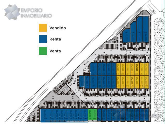 Foto Nave Industrial en Renta en  Moderno Apodaca,  Apodaca  Nave Industrial Renta Flex Park Apodaca $162,169 Adrnav EMO1